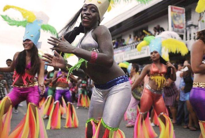 10 carnavales centroamerica