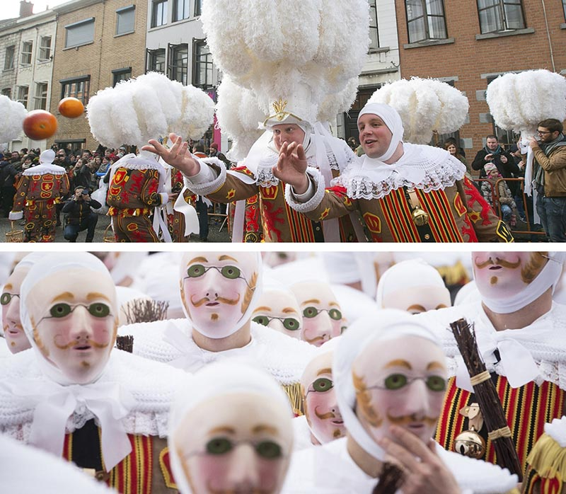 10 carnivals europe