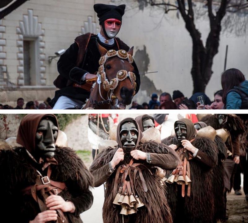 10 italian carnivals