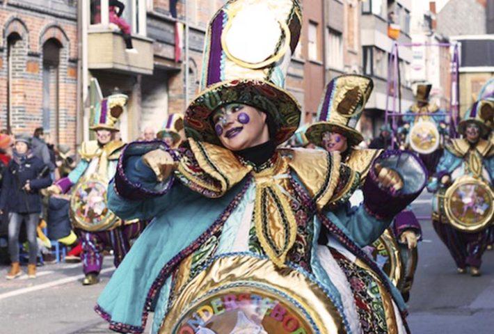 10 cosas carnaval alost