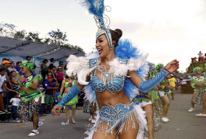 carnavales mejico