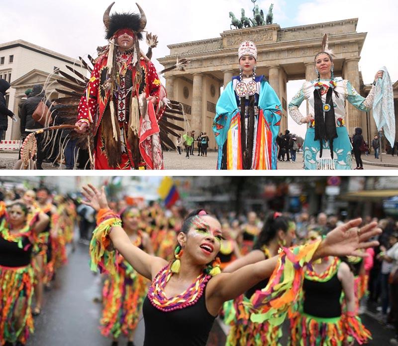 20 world carnivals