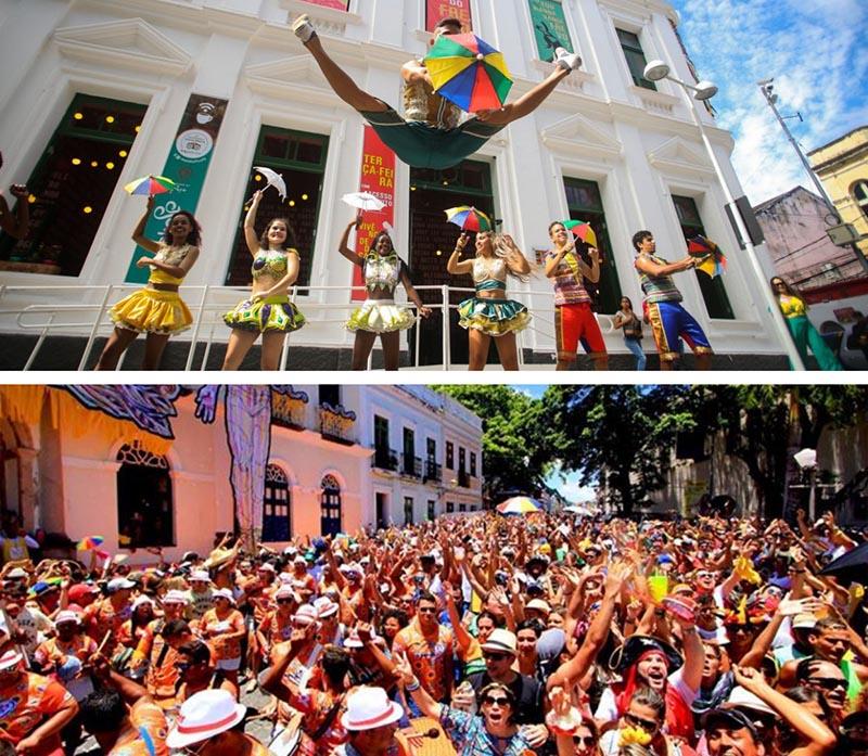 20 mejores carnavales