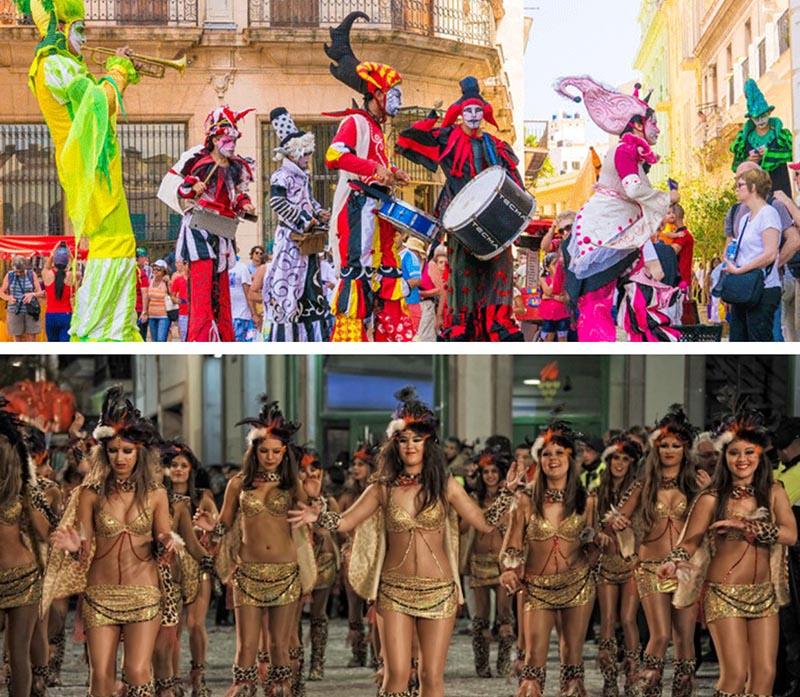 2021 Descubre Los 20 Mejores Carnavales Del Mundo