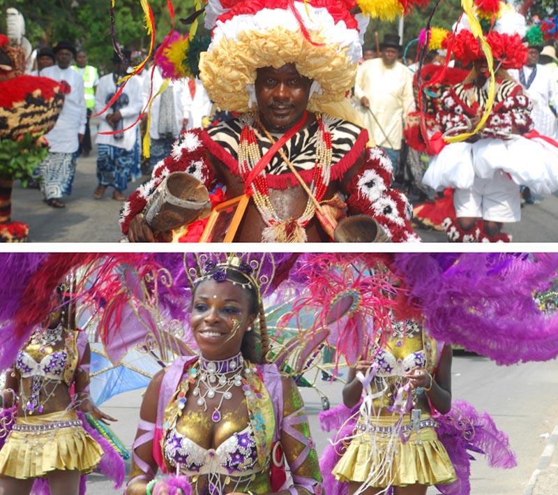 carnaval calabar