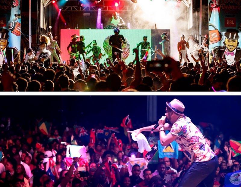 Miami Carnival Live Music Concert