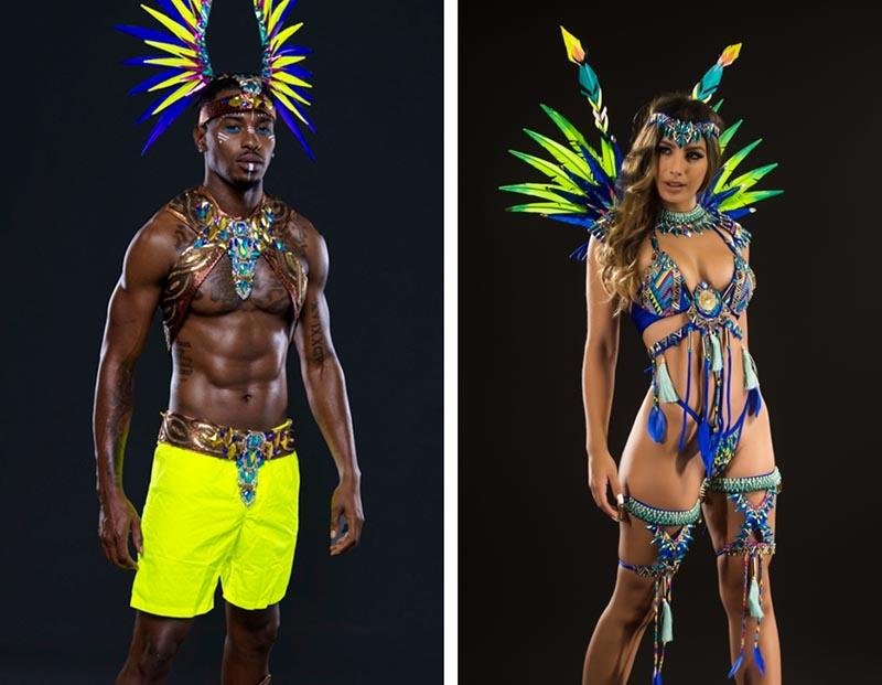 Miami Carnival Masquerade Bandsare