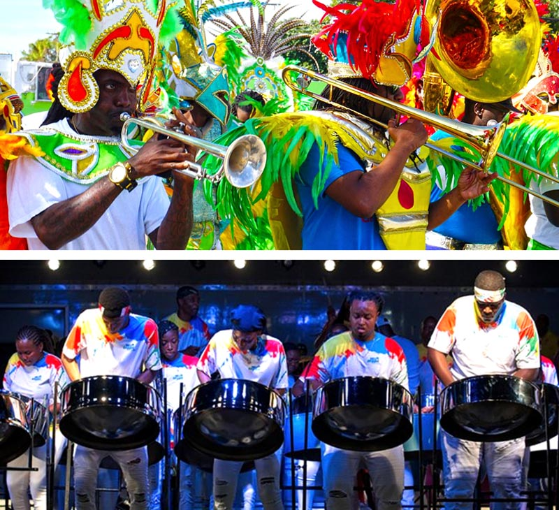 Miami Carnival Panorama Steel Band Competition