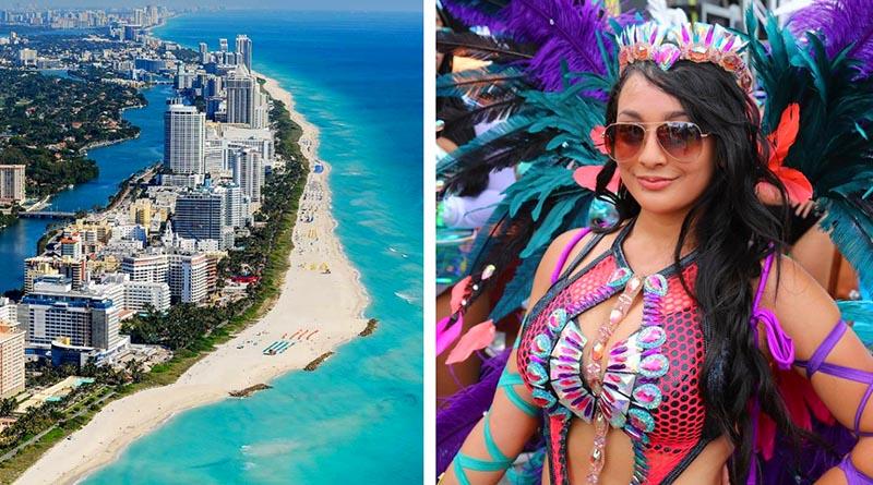 Where is the Miami Carnival