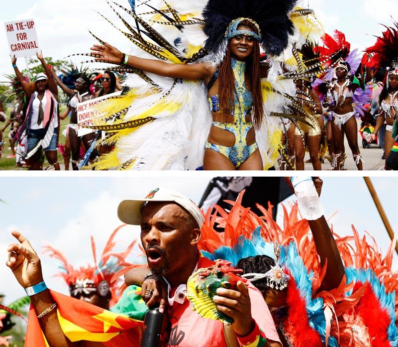 houston carnival girl
