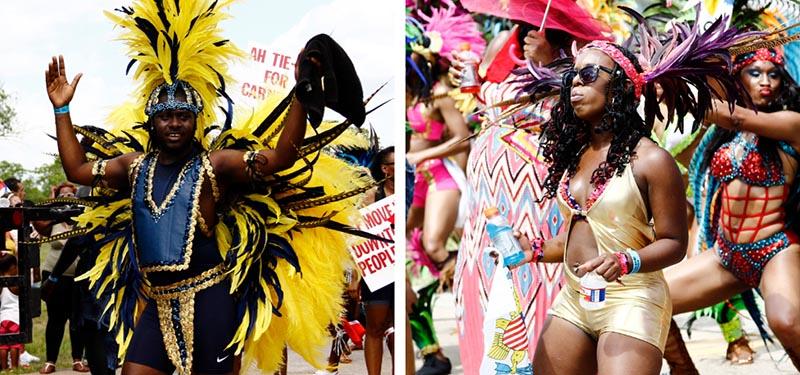 houston carnival street