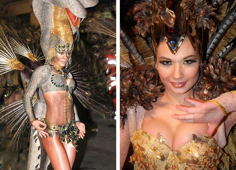 carnaval de aguilas trajes