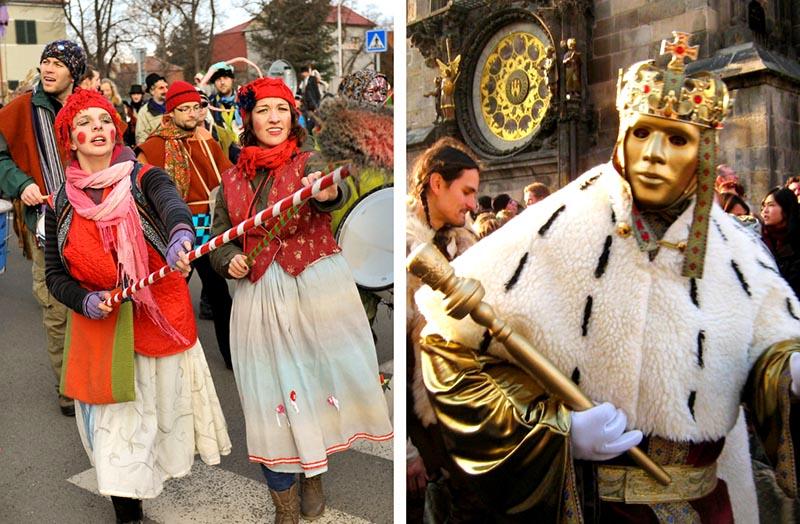 prague carnival tradition