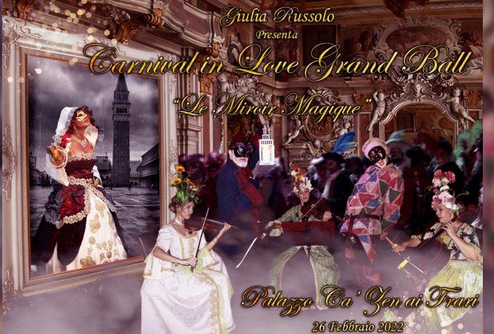 Carnival in Love Grand Ball