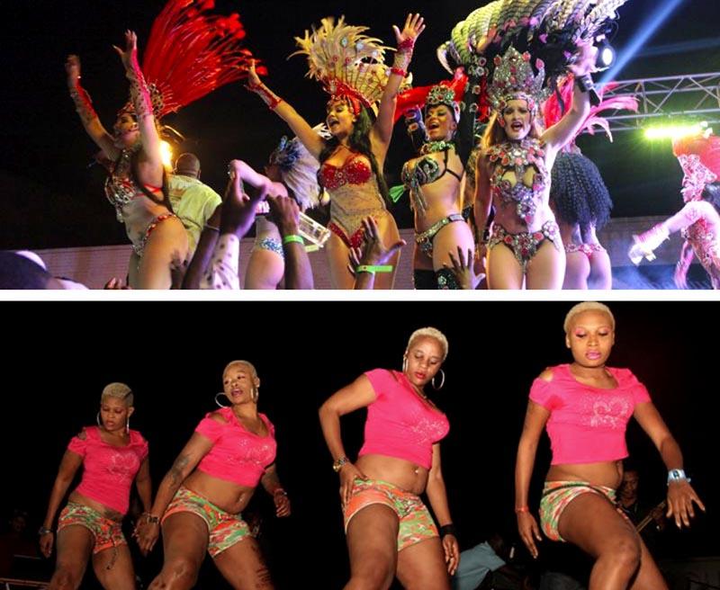 zimbabwe carnival