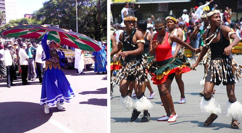 zimbabwe harare carnival