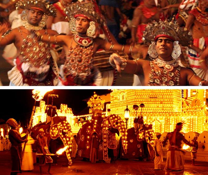 7 carnavales asia