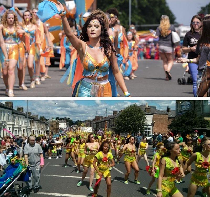 7 carnavales uk