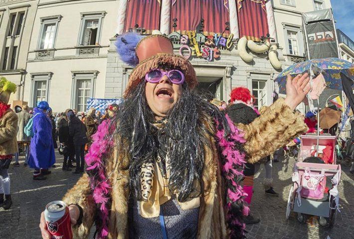 carnaval aalst
