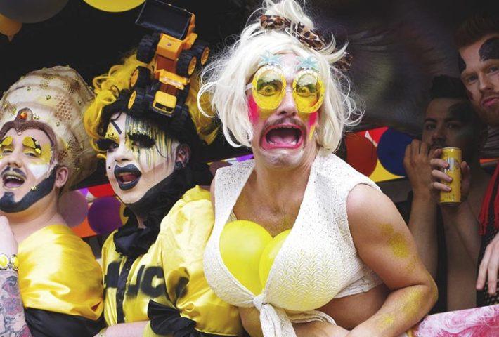 Carnaval del Orgullo de Birmingham