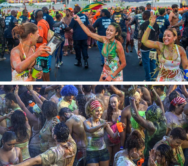 caribbean carnival terms