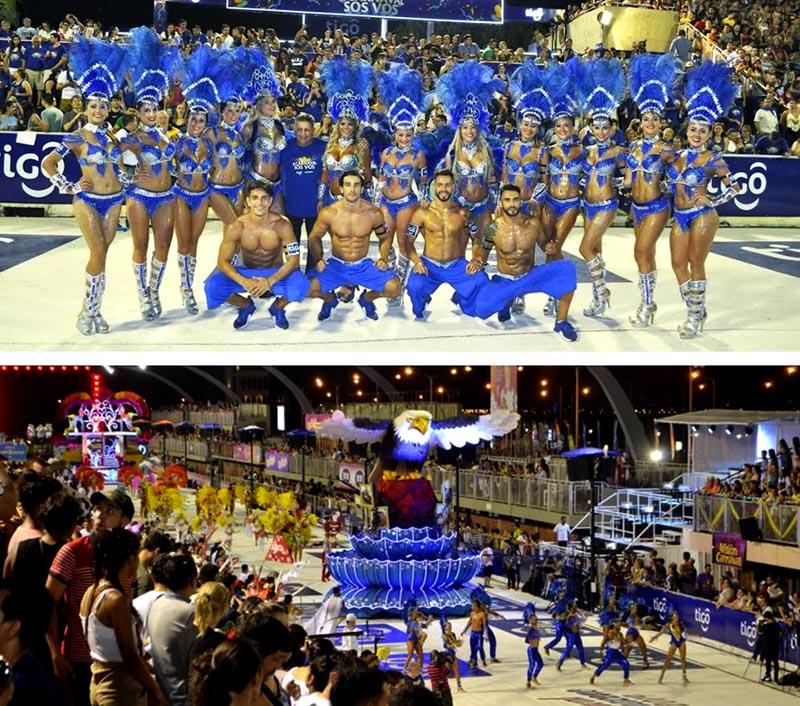 Encarnacion Carnival
