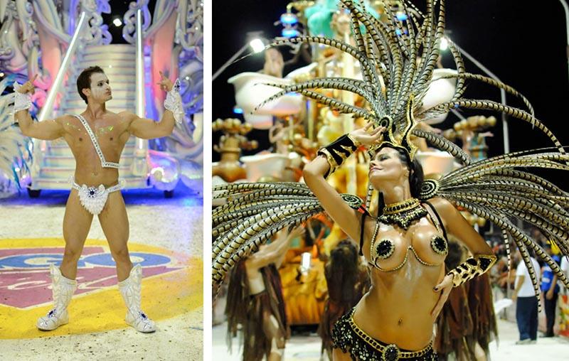 Gualeguaychu Carnival