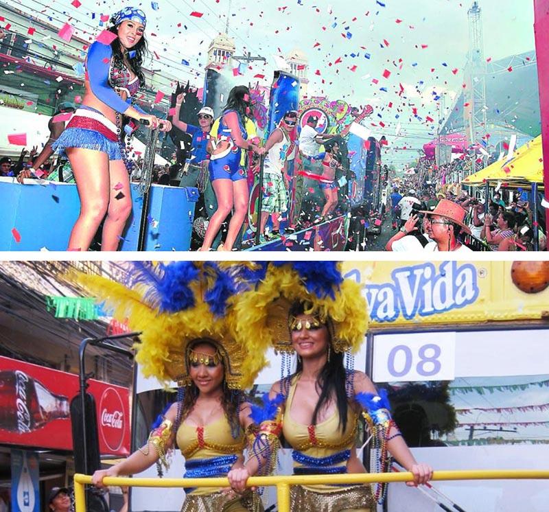 carnaval ceiba