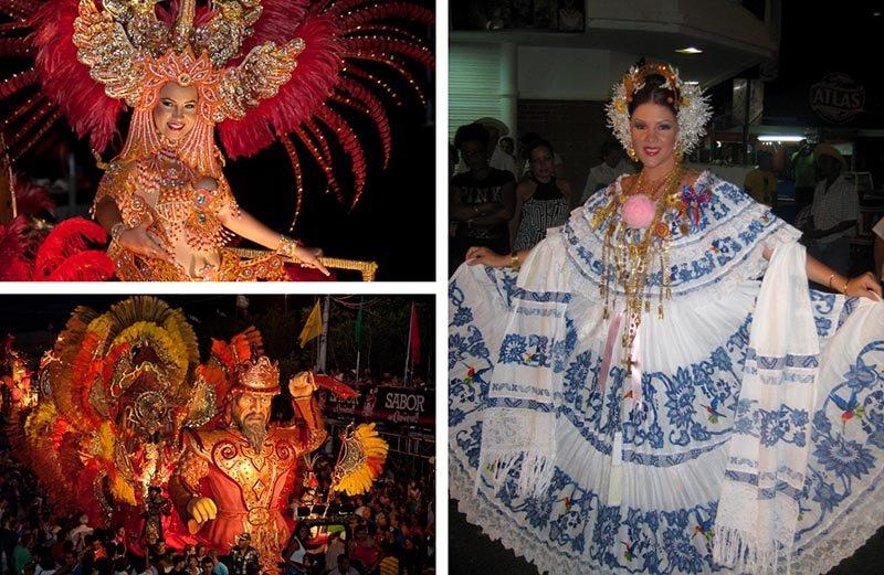 Las Tablas Carnival
