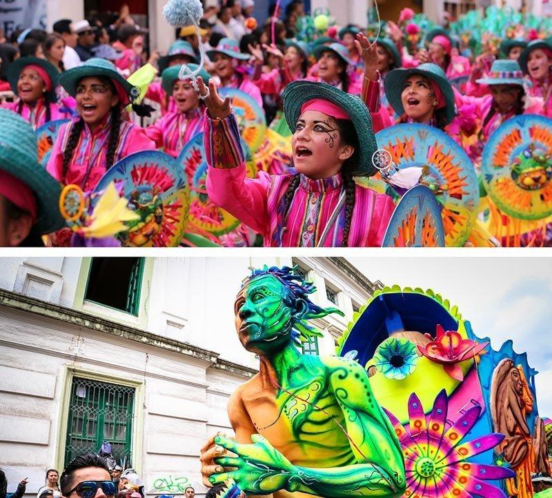 pasto carnival