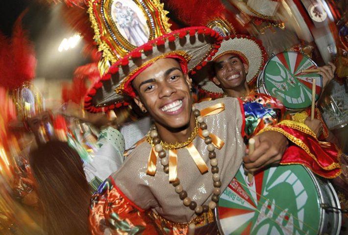 lugares brasil celebrar carnaval