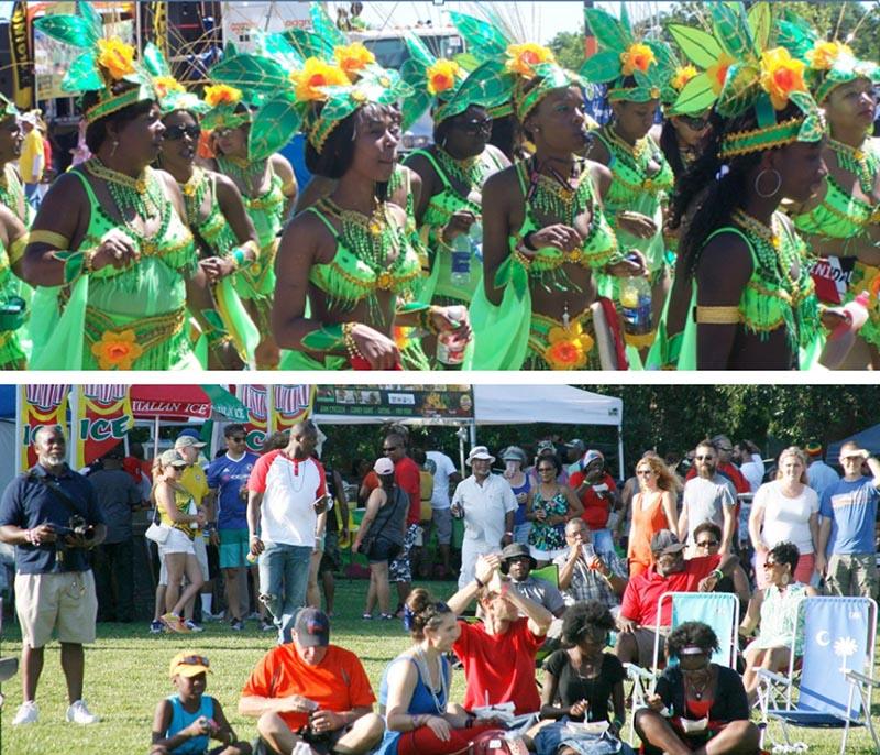 carnaval charleston carifest