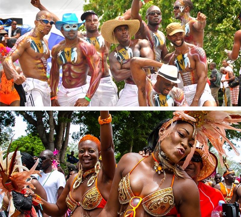 festival crop over de barbados