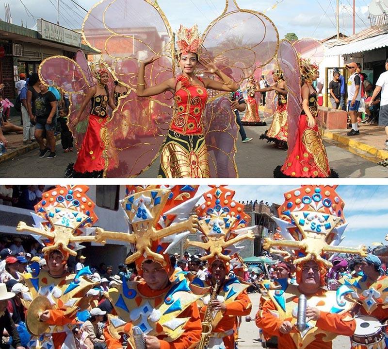 carnaval de el callao