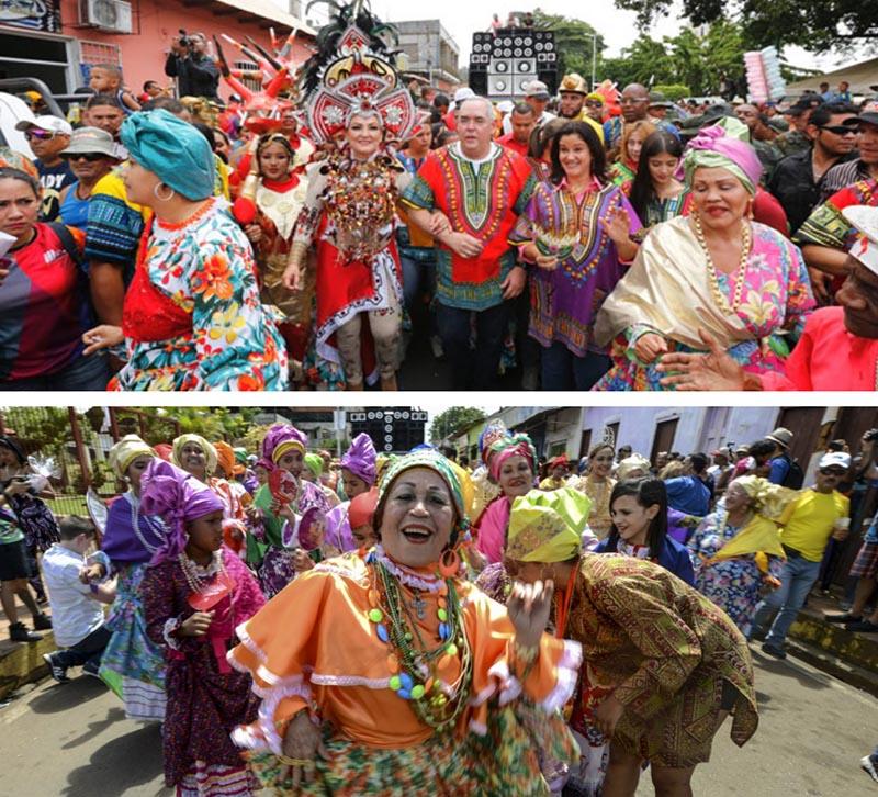 carnaval callao