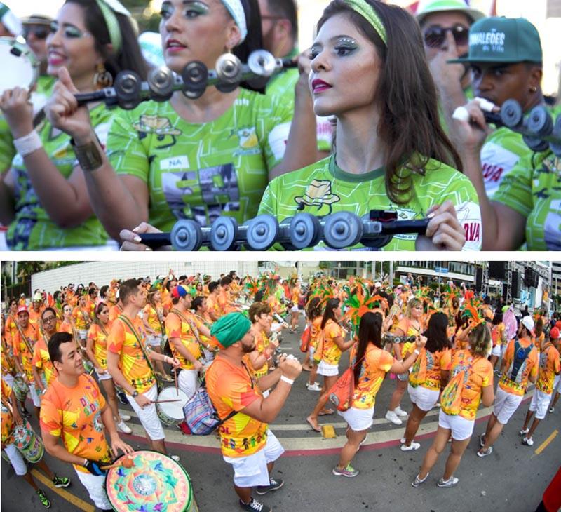 fortaleza carnival