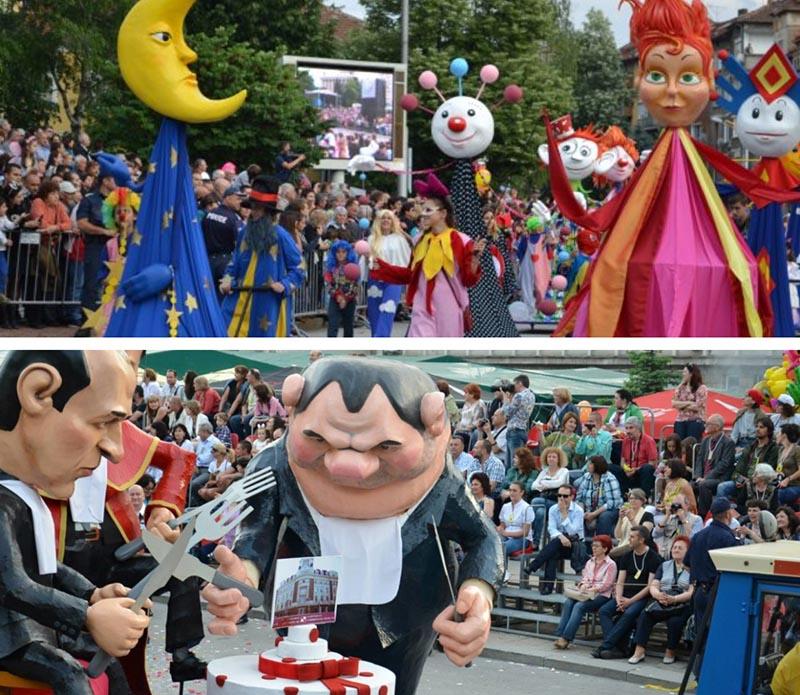 gabrovo carnival