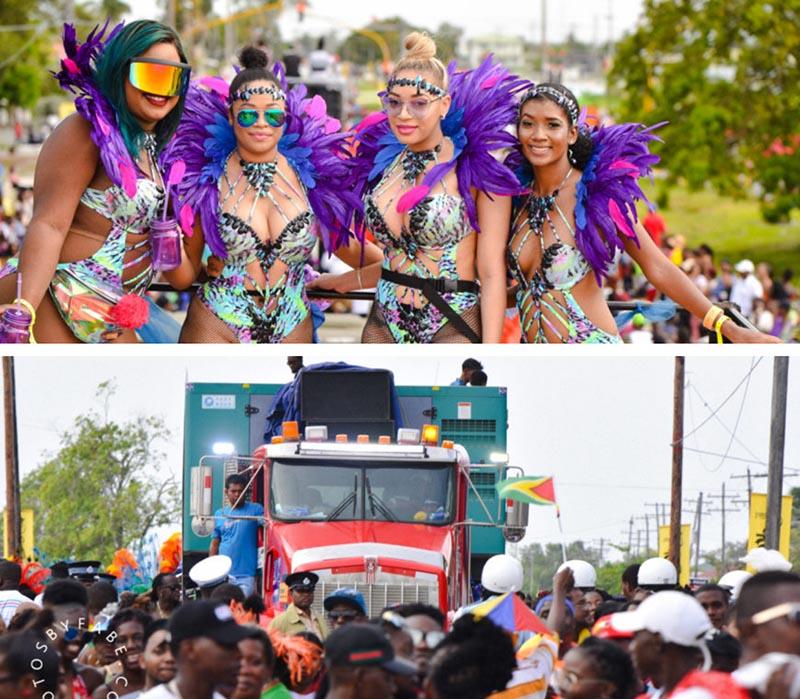 carnaval guayana