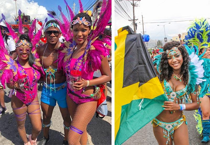 carnaval de jamaica