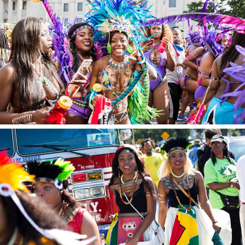 carnaval west indian day