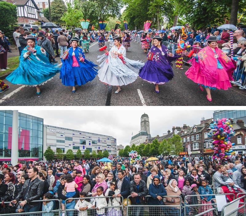 carnaval internacional luton