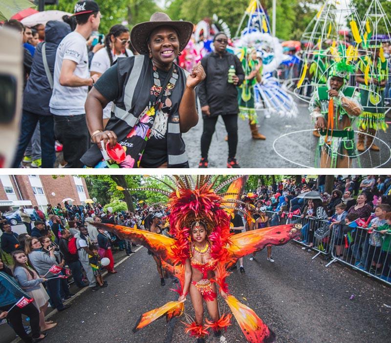 carnaval luton