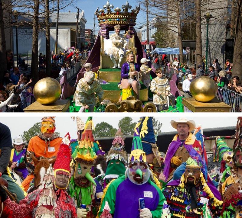 carnaval de mardi gras