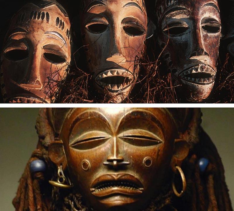 history of mask making
