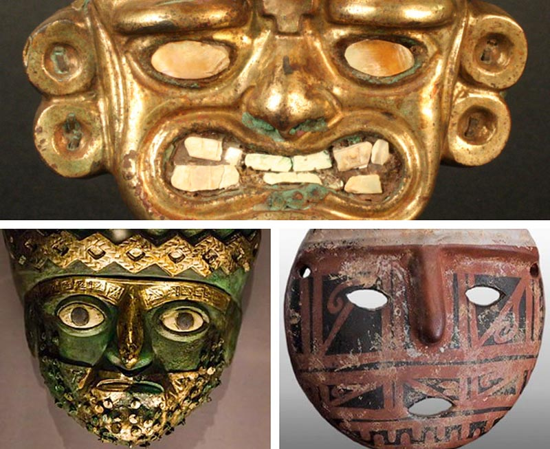 cultural masks from around the world