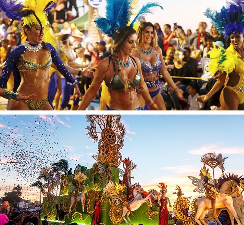 quien organiza el carnaval de mazatlan