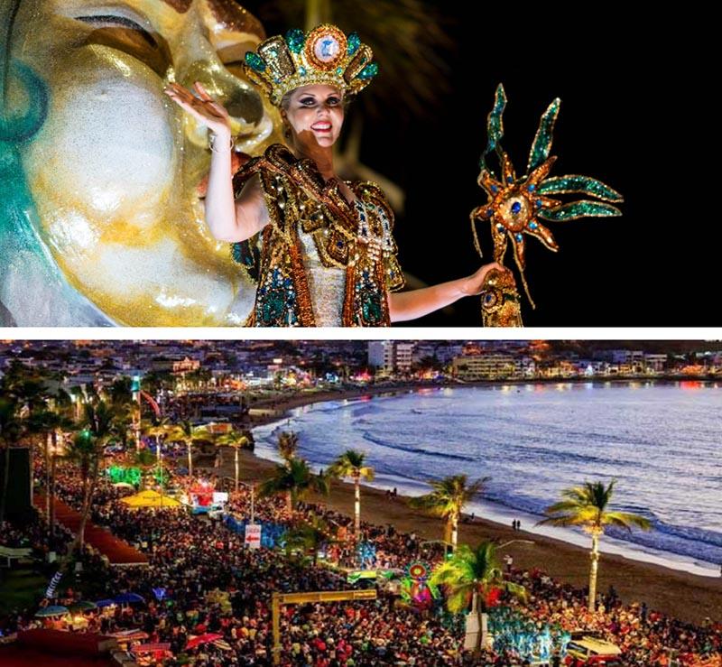 reyna del carnaval