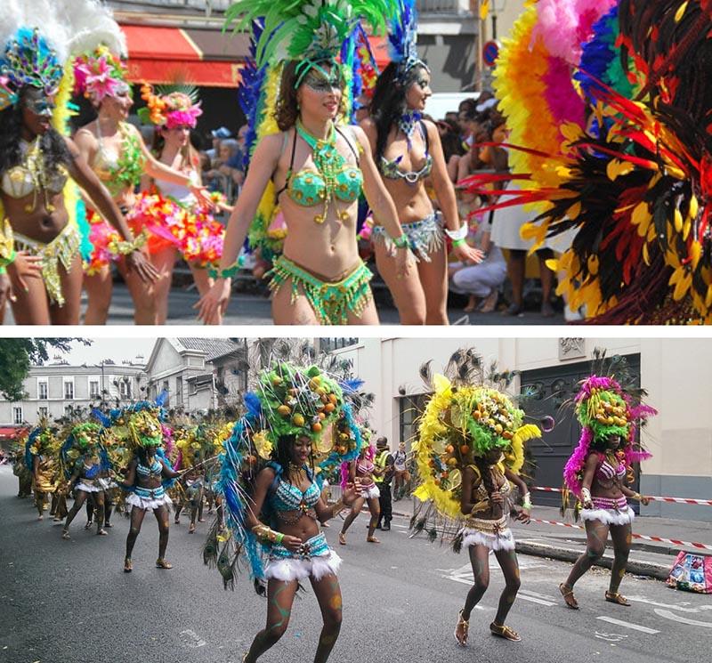 carnaval tropical paris
