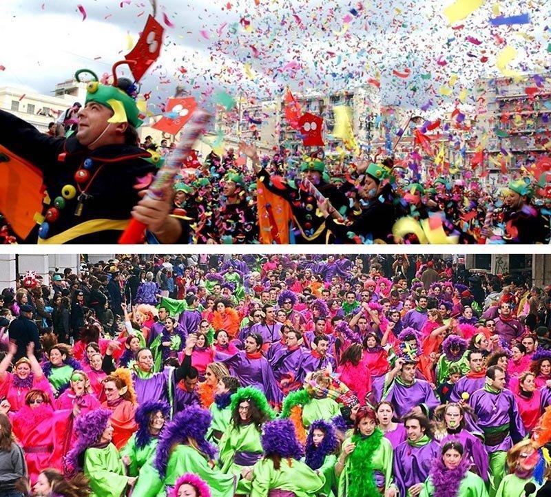 carnaval de patras