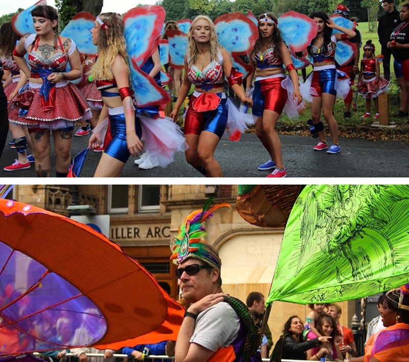 carnaval preston